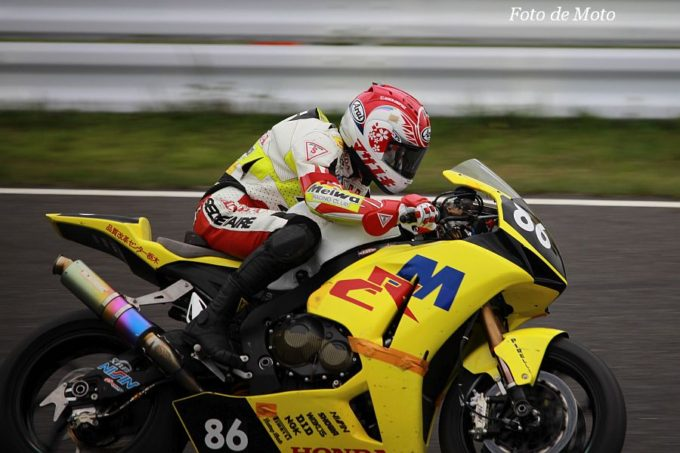 JSB1000 #86 Honda QCT MEIWA Racing 山中 正之 Honda CBR1000RR