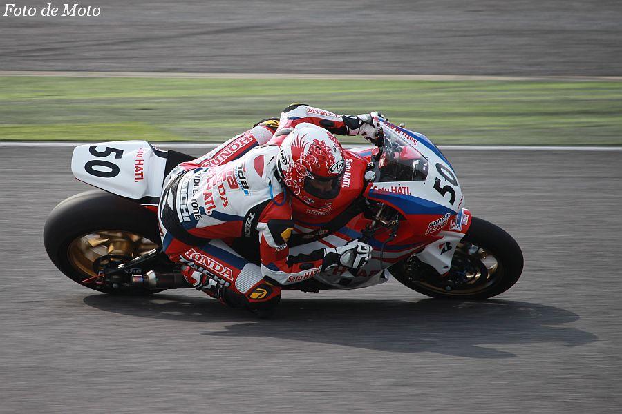 JSB1000 #50 SatuHATI.Honda Team Asia Dimas Ekki Pratama Honda CBR1000RR