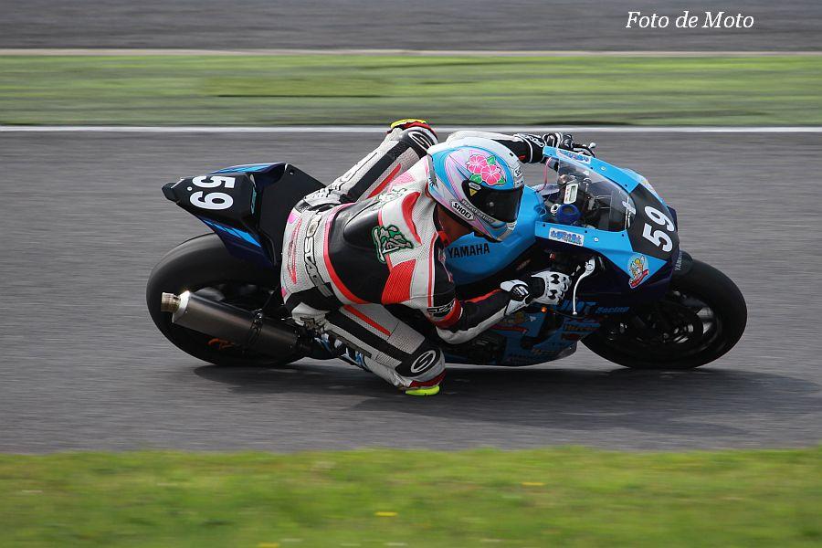 JSB1000 #59 HKC & IMT Racing 濱原 颯道 YAMAHA YZF-R1