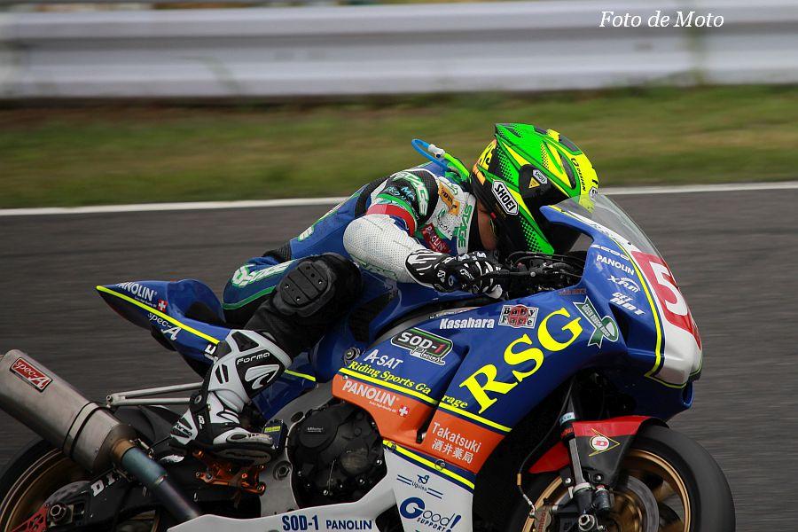 JSB1000 #57 RSGレーシング&スクールファミリー 片平 亮輔 Honda CBR1000RRSP