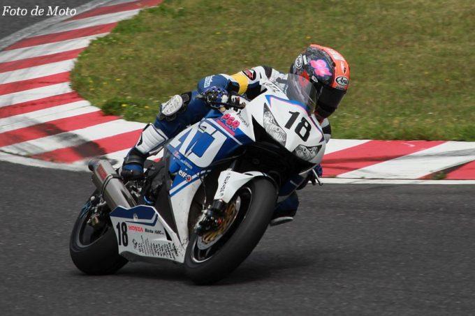 JSB1000 #18  オートテクニックスポ-ツPGR 小林 龍太 Honda CBR1000RR