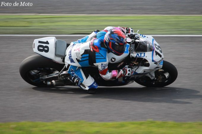 JSB1000 #18  オートテクニックスポ-ツPGR 中津原 尚宏 Honda CBR1000RR