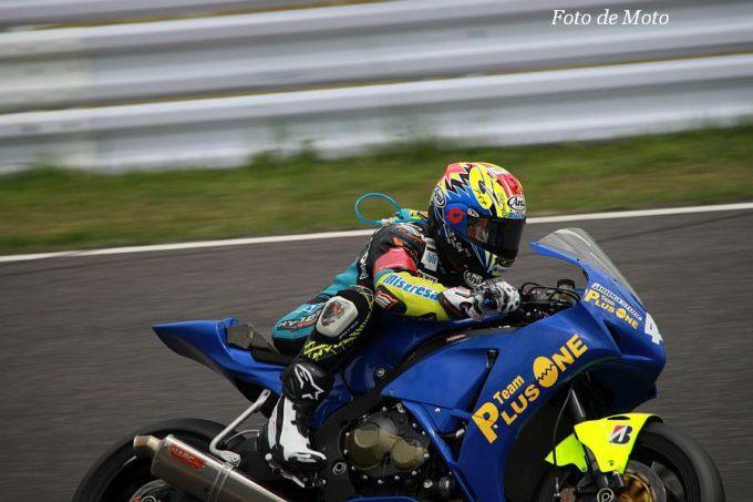 JSB1000 #44 CLUB PLUSONE&太郎 関口 太郎 Honda CBR1000RR