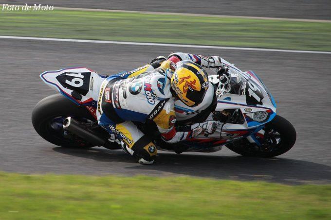 JSB1000 #19 Motorrad Rennsport 寺本 幸司 BMW S1000RR