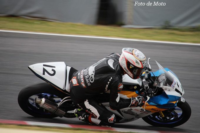 JP250 #12 AutoRace&TC with TEAM Norick 青木 治親 Yamaha YZF-R25