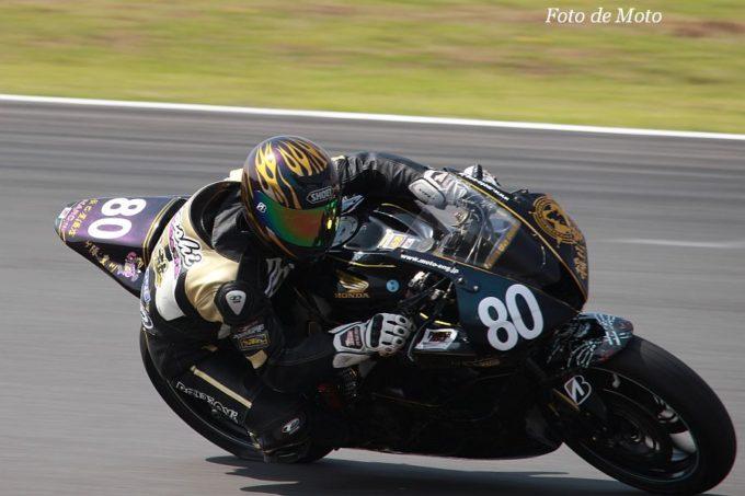 ST600 #80 常夏factory &稲川塾with PB 稲川 貴志 Honda CBR600RR