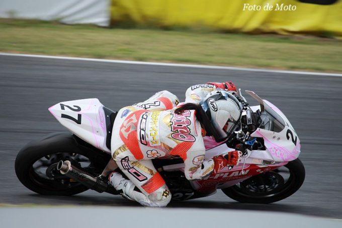 JP250 #27 Team千葉北☆N-PLAN 石井 千優 Yamaha YZF-R25