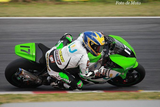 J-GP2 #17 Willraiseracing-RS-ITOH 石塚 健 Kawasaki ZX-6R