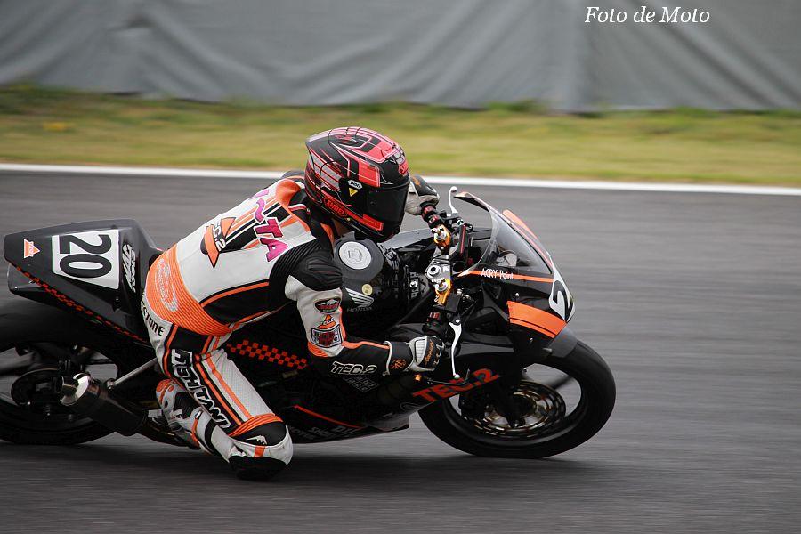 JP250 #20 TEAM TEC.2 笠井 悠太 Honda CBR300R