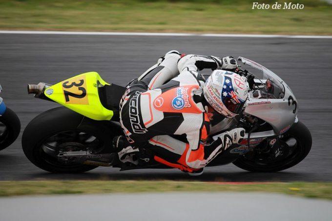 J-GP2 #32 チーム ヨシハル & K1Racing Max Croker FCC FTR