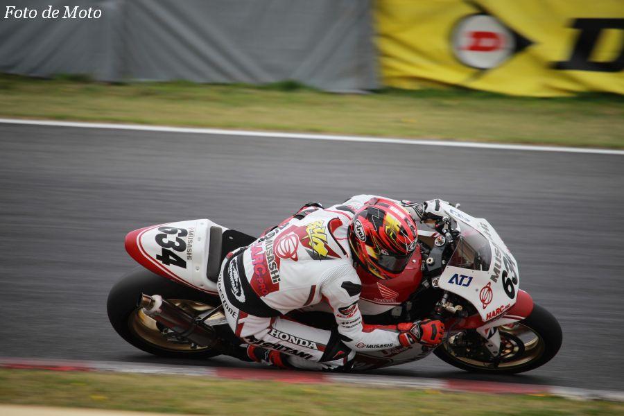J-GP2 #634 MuSASHiRTハルク·プロ 水野 涼 Honda HP6-q