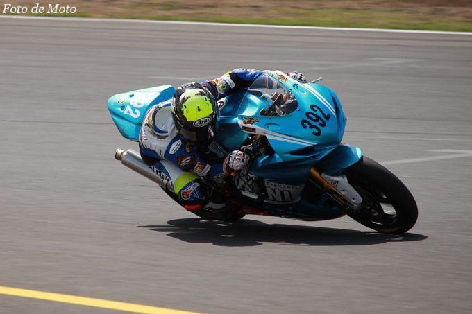 J-GP2 #392 ミクニ テリー&カリー 長尾 健吾 Suzuki GSX-R600