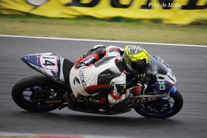JP250 #14 CLUBメバルR+モトバランス 小澤 俊輝 Yamaha YZF-R25