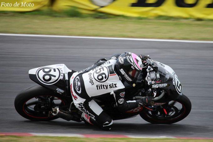 JP250 #56 56DESIGN SPORT 櫻井 芽依 Honda CBR300R