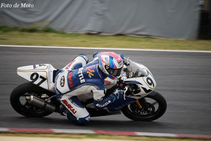 JP250 #97 TEAM-BATTLE 佐野 優人 Honda CBR300R