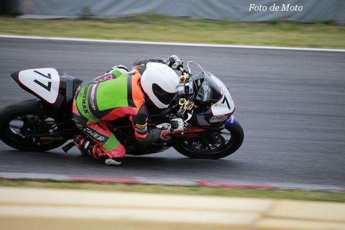 JP250 #77 Team NAP'S 豊島 怜 Yamaha YZF-R25