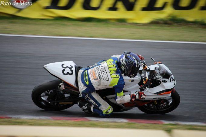 JP250 #33 K-maxレーシング 上原 大輝 Yamaha YZF-R25