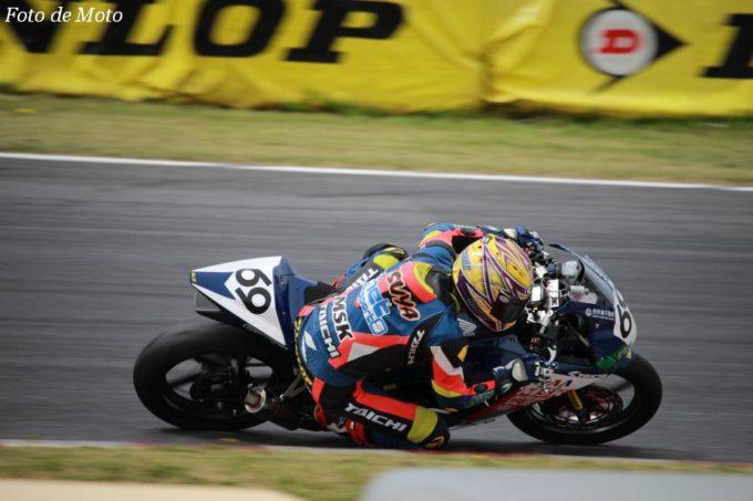 JP250 #69 AAA+MSK+WM+az+iwai+T.Pro 薄井 徹也 Honda CBR300R