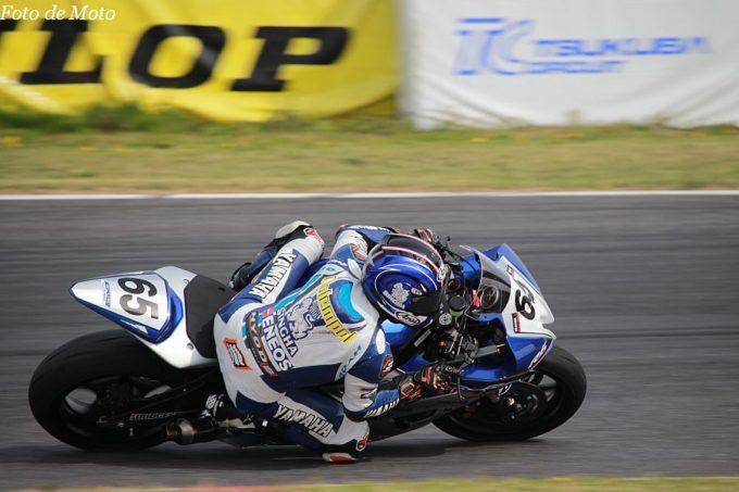 ST600 #65 Yamaha Thailand Racing Team Chalermpol POLAMAI Yamaha YZF-R6