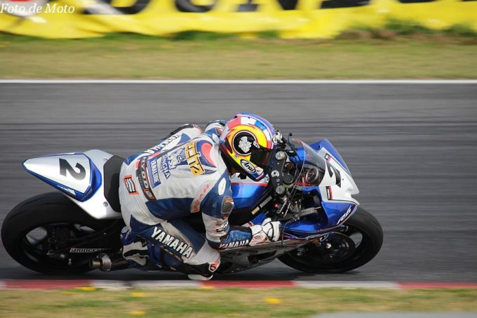 ST600 #2 Yamaha Thailand Racing Team Decha KRAISART Yamaha YZF-R6