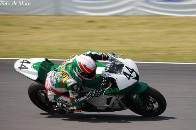 ST600 #44 MOTO BUM+SAI 松川 泰宏 Honda CBR600RR