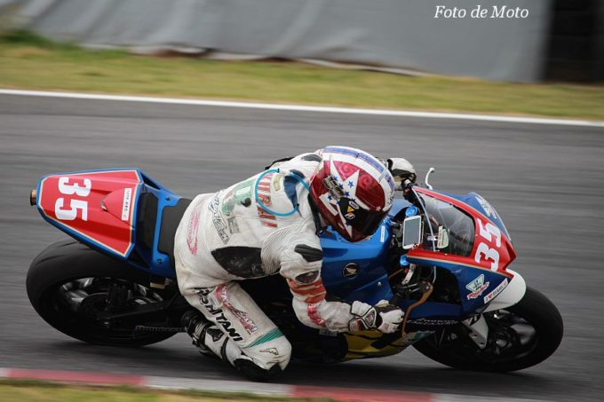 ST600 #35 HondaDream高崎B'WISERT中央前橋 櫻井 賢一 Honda CBR600RR