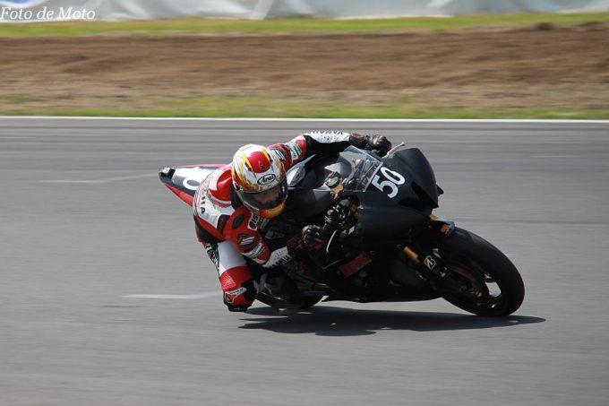 ST600 #50 GBSレーシング YAMAHA 佐藤 道夫 Yamaha YZF-R6