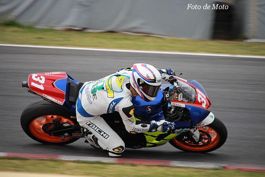 ST600 #31 HondaDream高崎B'WISERT中央前橋 澤村 俊紀 Honda CBR600RR