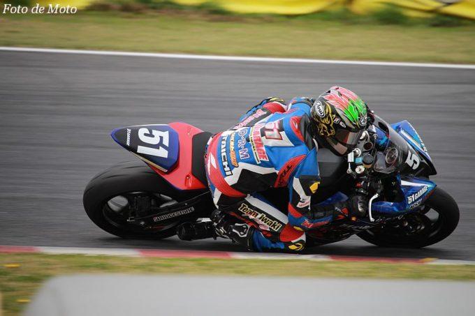 ST600 #51 51ガレージチームイワキ 宗和 孝宏 Yamaha YZF-R6
