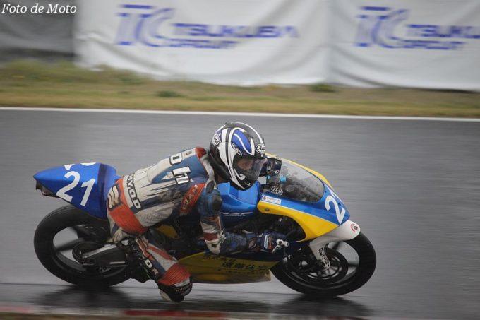 J-GP3 #21 FTR·タイヤナビ·(株) 遠藤住宅 畑中 要 Honda NSF250R