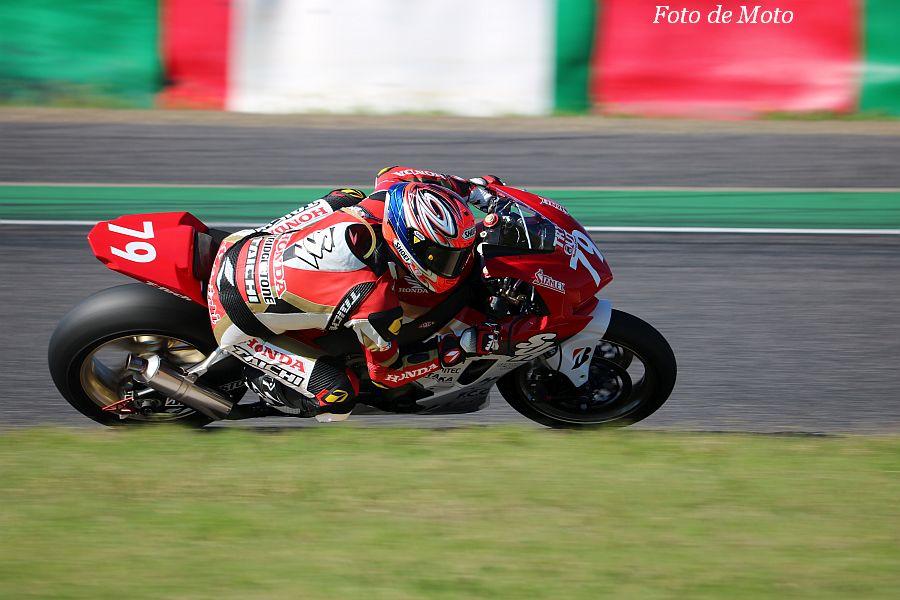 JSB1000 #79 Team SuP Dream Honda 伊藤 真一 Honda CBR1000RR SP2