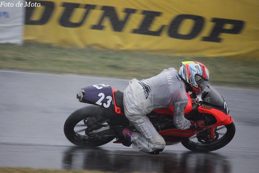 J-GP3 #23 チーム KOHSAKA 川瀬 啓一郎 Honda TSR3