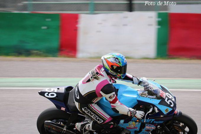 JSB1000 #59 HKC&IMT Racing 岸田 尊陽 YAMAHA YZF-R1
