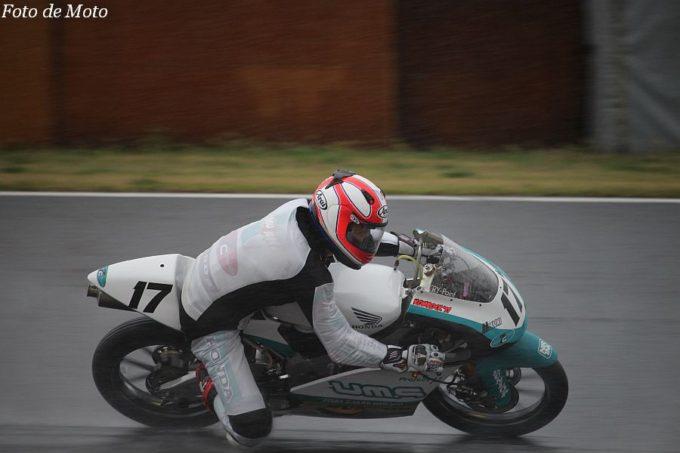 J-GP3 #17 Team P.MU 7C 小室 旭 Honda NSF250
