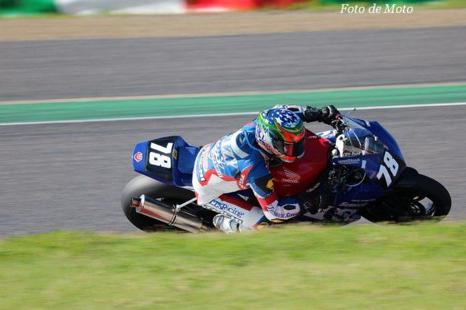 JSB1000 #78 TTS速心NCCFACTORY 中村 敬司 Honda CBR1000RR