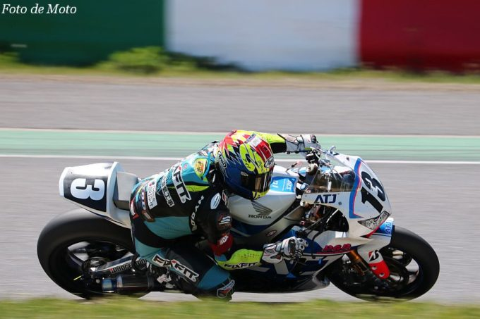 JSB1000 #13 オートテクニックスポーツPGR 関口 太郎  Honda CBR1000RR