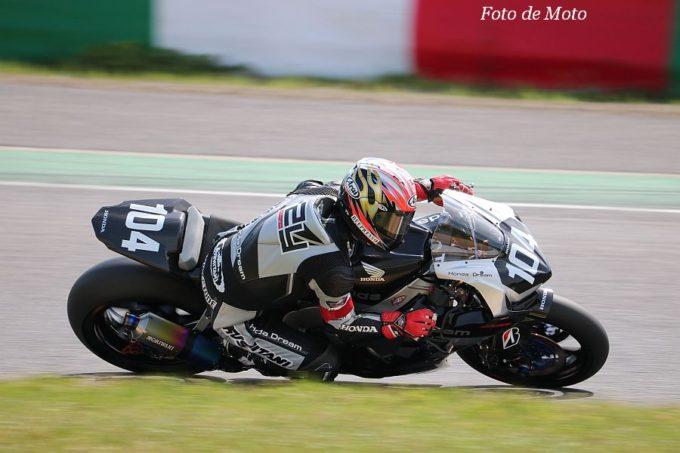 JSB1000 #104 Honda Dream Racing 山口 辰也 Honda CBR1000RR SP2