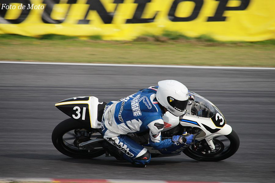 J-GP3 #31 BATTLE FACTORY 伊達 悠太 Honda NSF250R