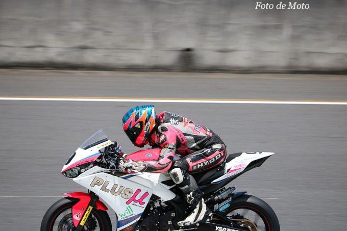 JP250(N) #9 プラスミューレーシングチーム&YSP西東京 東浦 正周 Yamaha YZF-R25