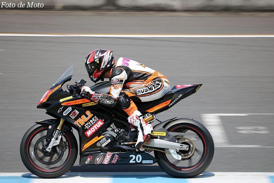 JP250(I) #20 TEAM TEC.2 笠井 悠太 Honda CBR250RR