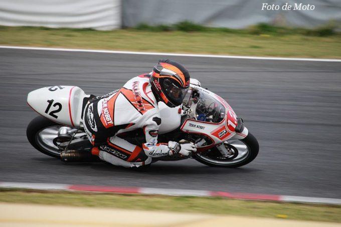 J-GP3 #12 H43 Team-NOBBY&ウイリー 菊池 寛幸 Honda NSF250R