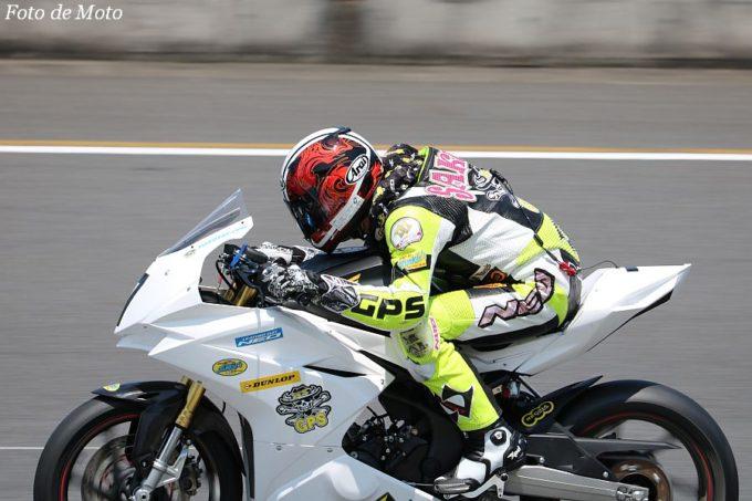 JP250(N) #7 GPS with ガレージaZ + eS 櫻井 武彦 Honda CBR250RR