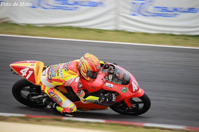 J-GP3 #41 41Planning 佐藤 励 Honda NSF250R