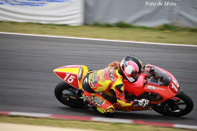 J-GP3 #15 41Planning 高杉 奈緒子 Honda NSF250R