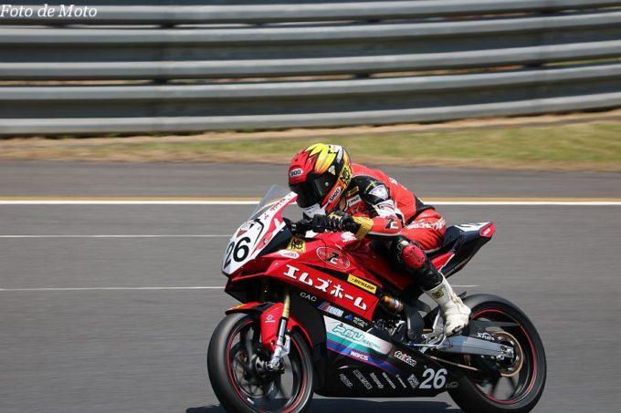 JP250(N) #26 7CエムズホームMissionMovers+CAC=NTR 田中 敬秀 Honda CBR250RR