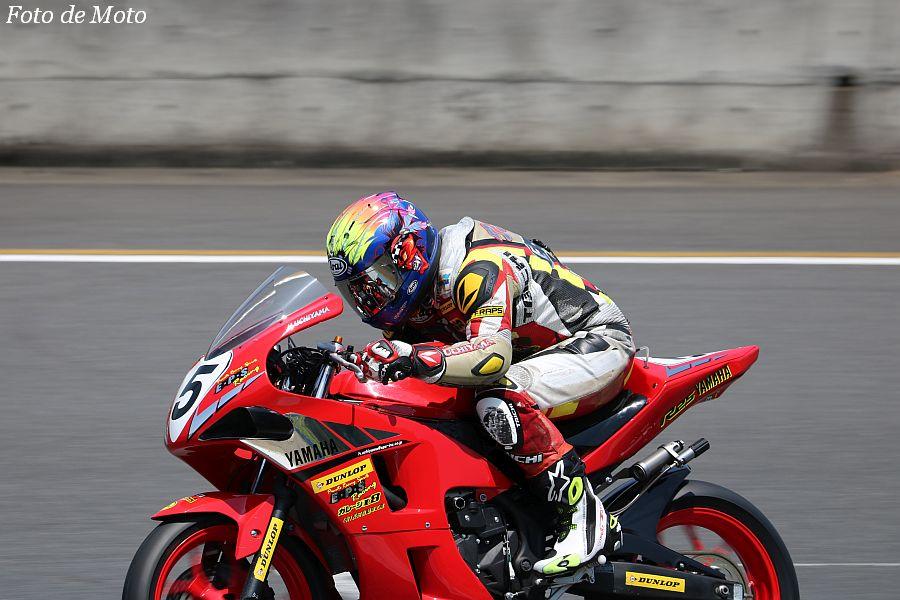 JP250(N) #5 E·P·S Racing L8 内山 寛 Yamaha YZF-R25