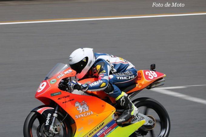 J-GP3 #39 41Planning Boonlert Peerapong Honda NSF250R