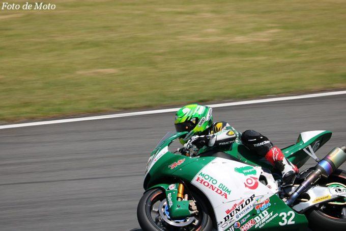 J-GP2 #32 MOTO BUM HONDA 榎戸 育寛 KALEX