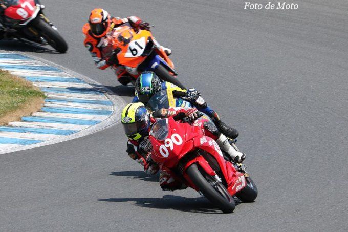 JP250(N) #090 テルル·MotoUPレーシング 藤井 謙汰 Honda CBR250RR