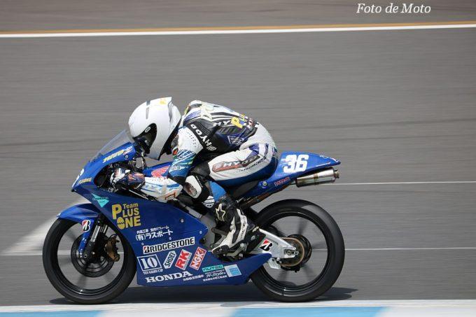 J-GP3 #36 TEAM Plusone 福嶋 佑斗 Honda NSF250R
